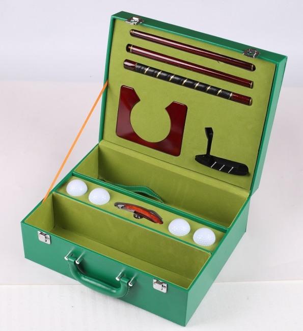 kazeta kufr golf na 2 láhve II.kat.