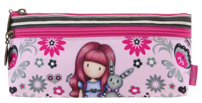 Kosmetická taška / pouzdro Santoro London – My Gift to You, 22.5 x 9.5 x 5cm