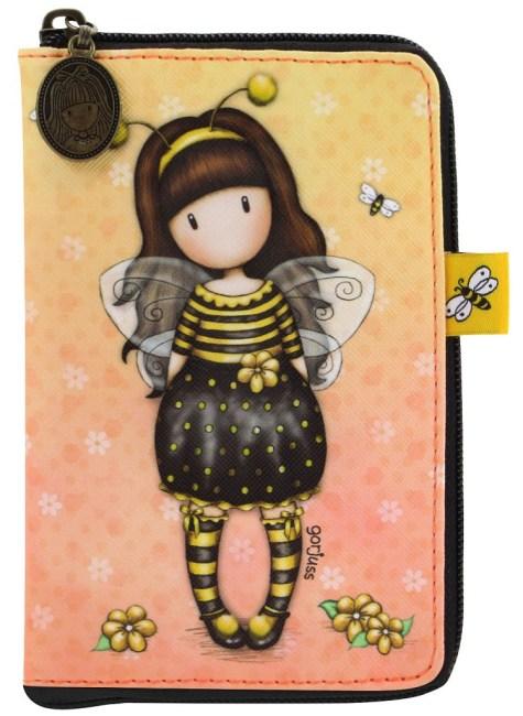 Skládací nákupní taška Santoro London – Bee-Loved (Just Bee-Cause)