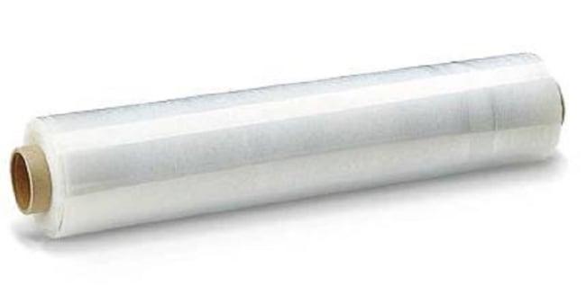 Stretch - folie ruční, 23 my 50 cm, 2,1 kg